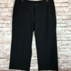 Patagonia Worn Wear Inter Continental Capris Sz 6
